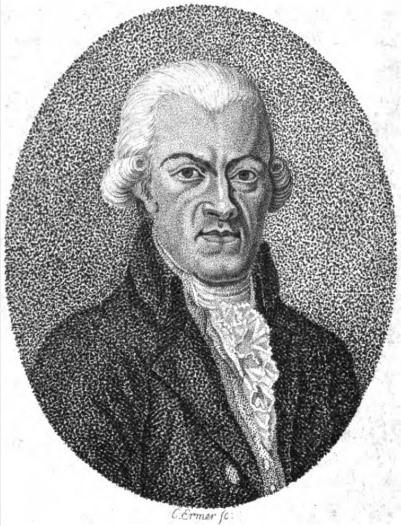 August Ludwig Schlözer