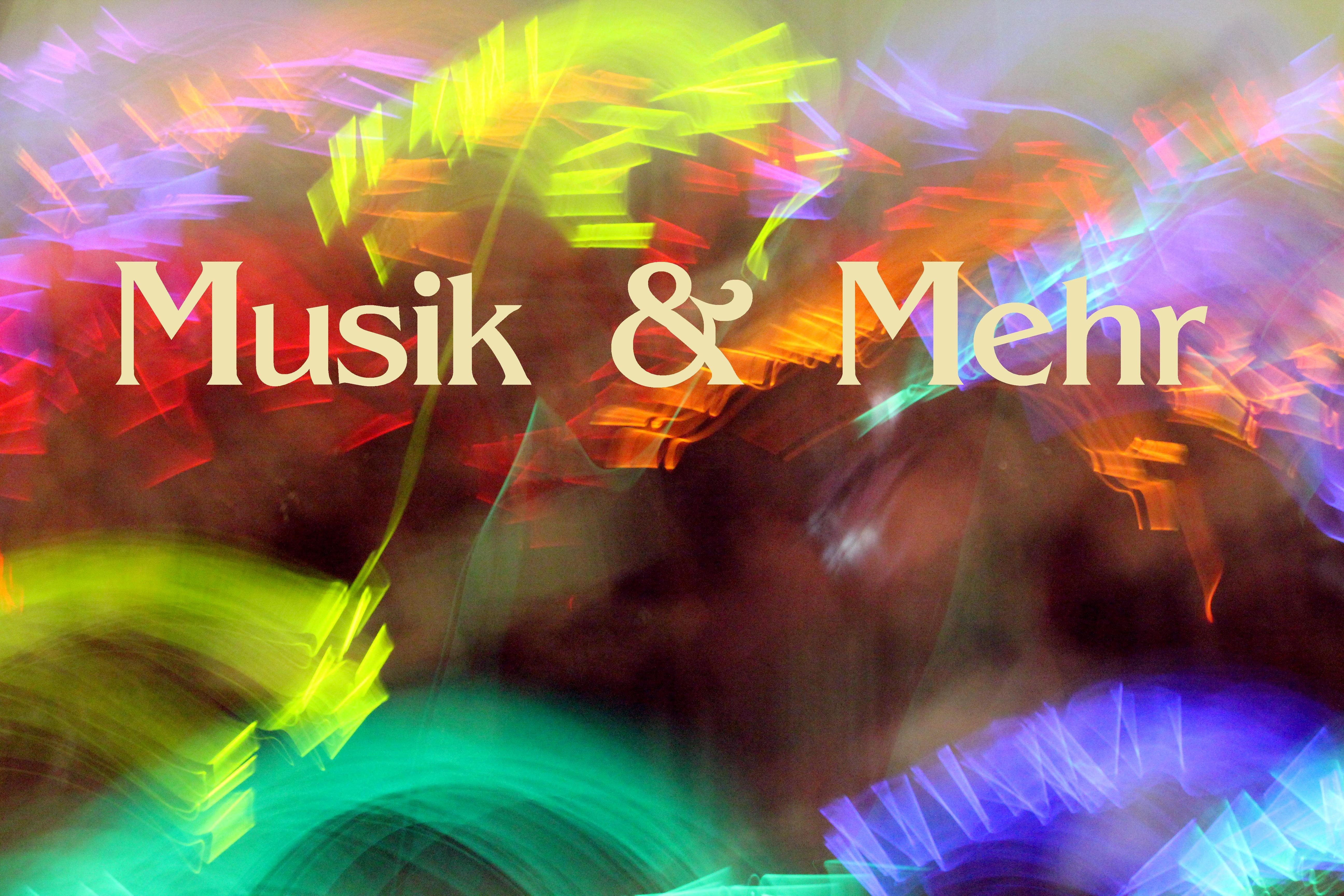 Bildernachlese des Musik & mehr Projektes